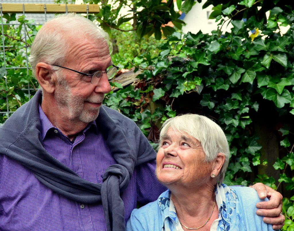 Frits en Sieneke Sandkuijl